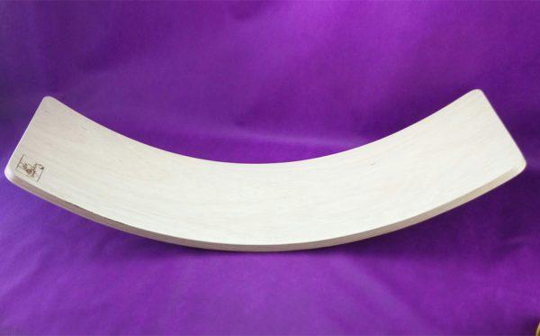 tabla curva artesanal LittleVikingToy